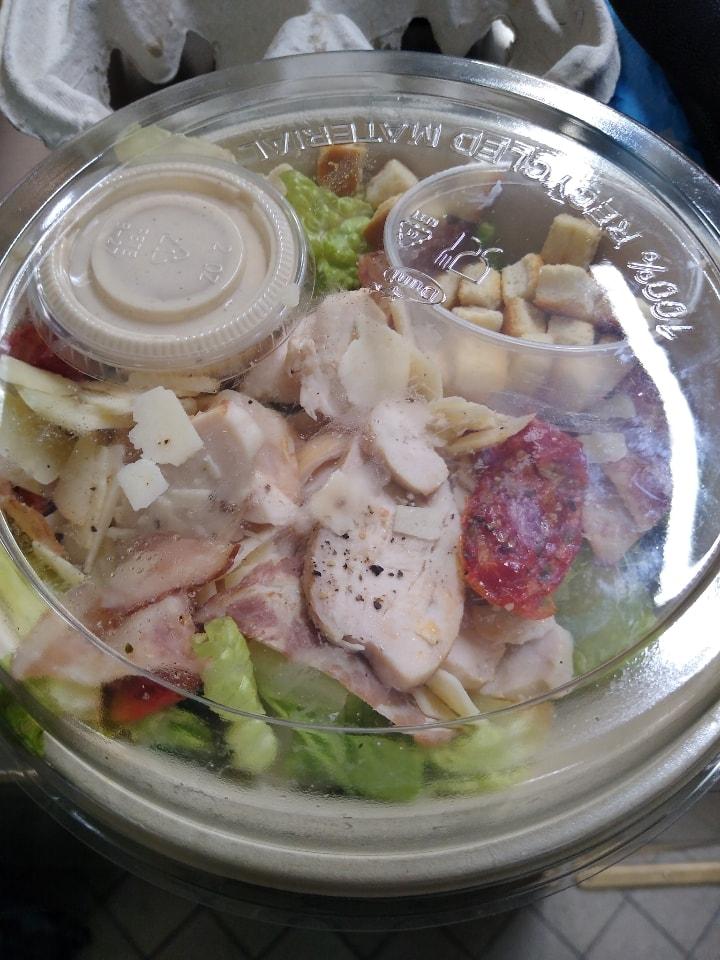 1 x chicken salad bowl
