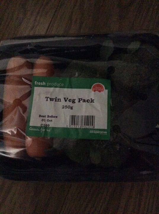 Twin veg