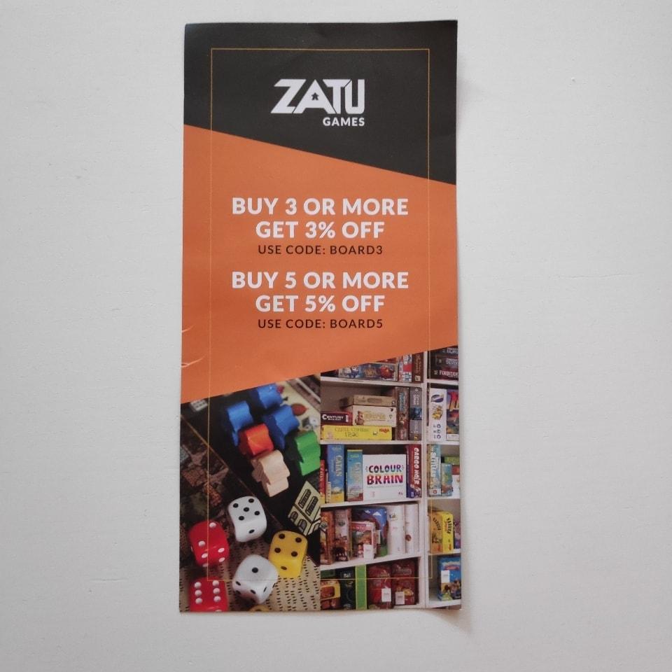Zatu Games voucher
