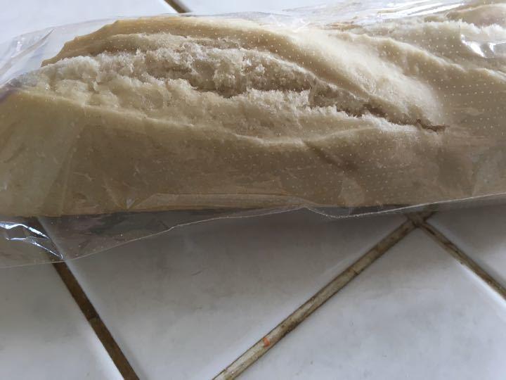 White Baguettine