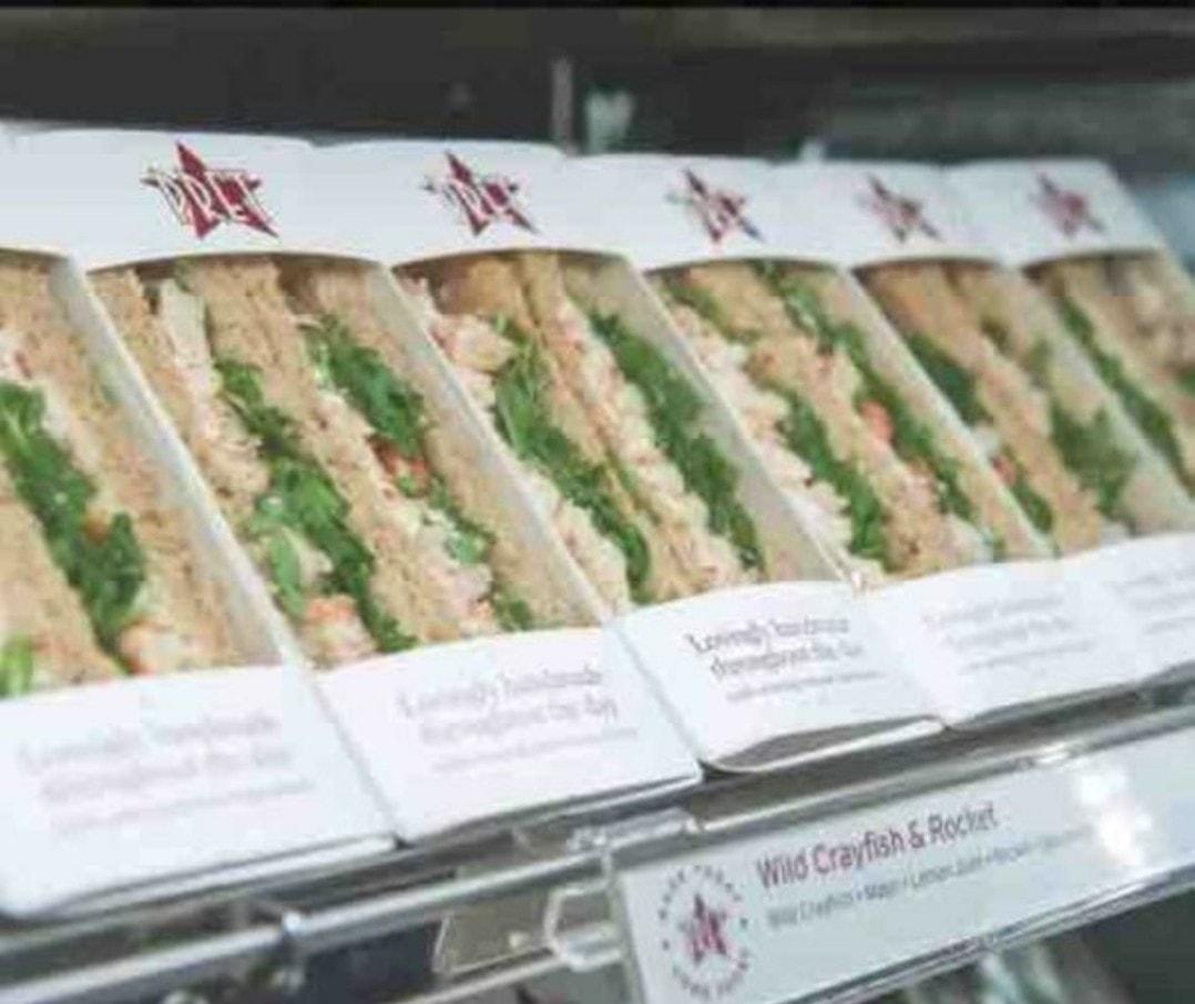 Pret A Manger - Baguettes and wraps