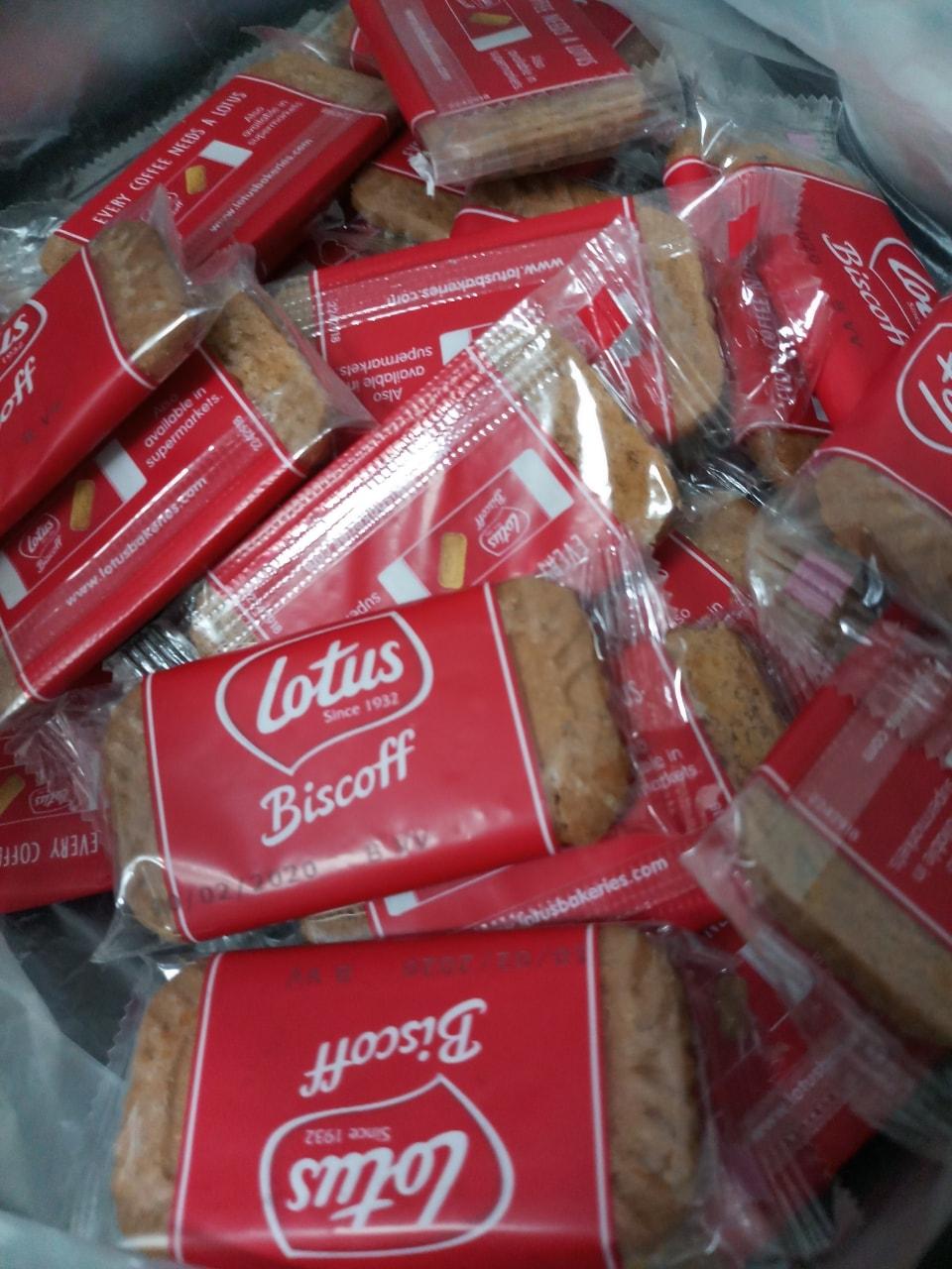 Lotus Biscoff Biscuit