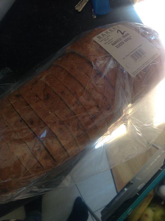 Sliced bread 800g