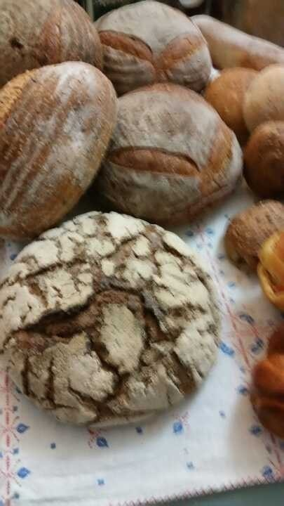 Freshly Baked  Bread from Planet Organic
