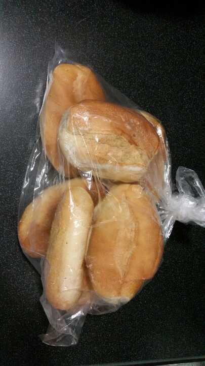 Portuguese rolls from Big J