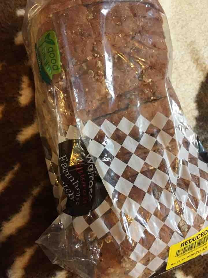Multigrain farmhouse loaf