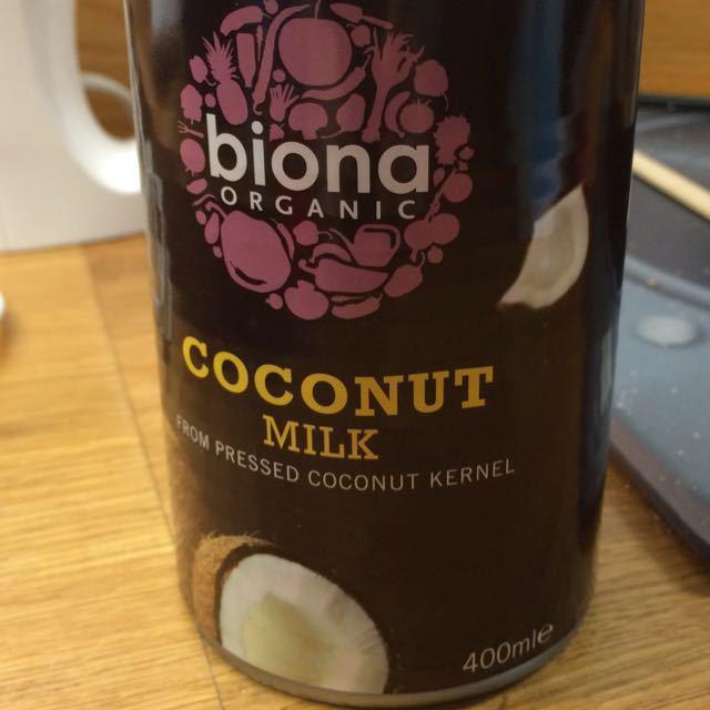 Biona coconut milk