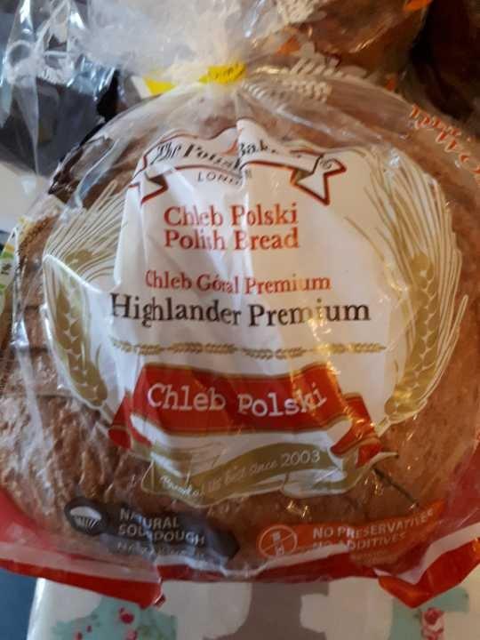 Hhighlander premium sourdough