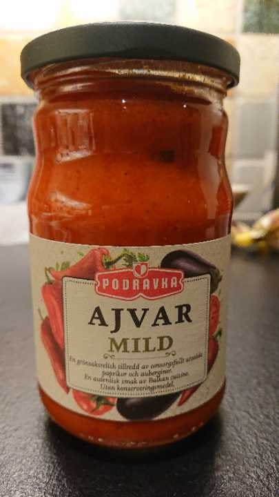 Ajvar - mild
