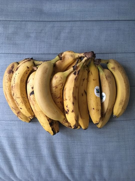 Big bunch of bananas!