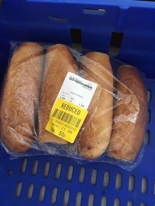 4 pack petit pain