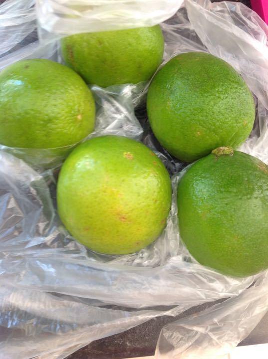 1 bag of 5 limes
