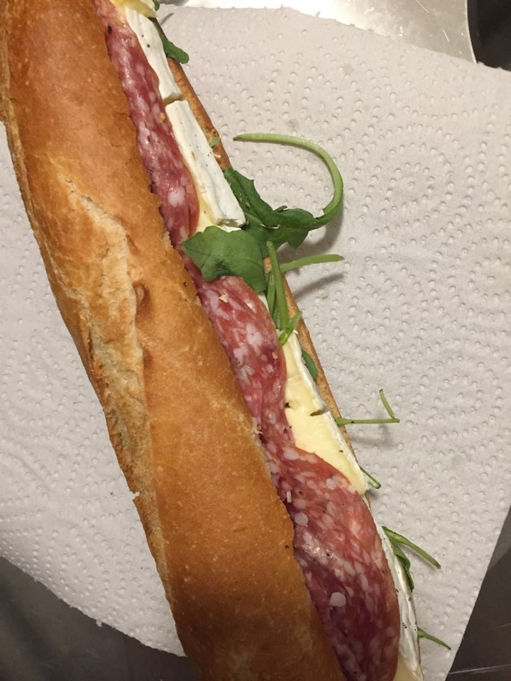 1 sandwiches 🥪, 14-09-2019