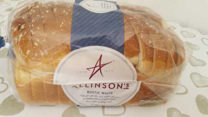 Allinson's rustic white