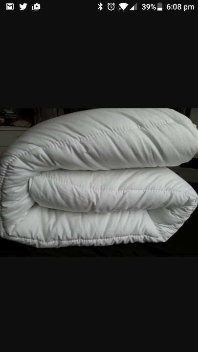WANTED - an old duvet / old pillows