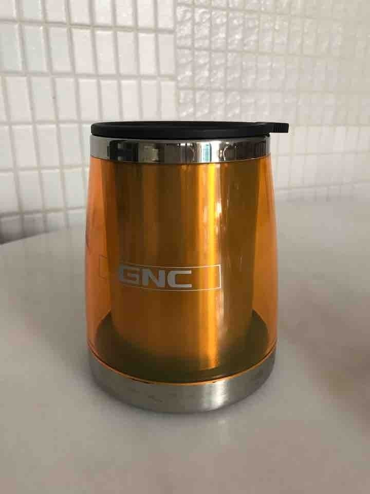 GNC thermal cup