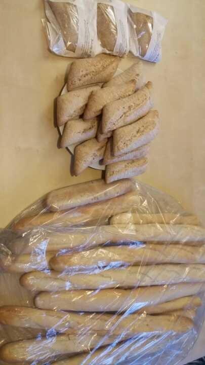 Free Bread! Pret a Manger