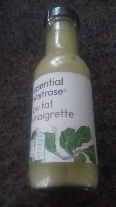 LÖW FAT VINAIGRETTE