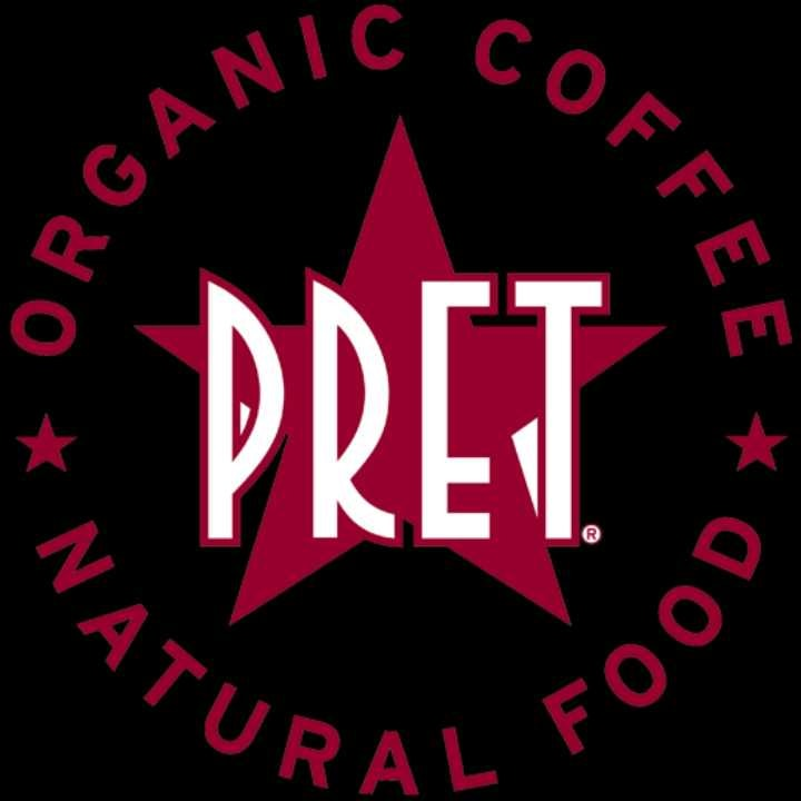 Pret a manger food
