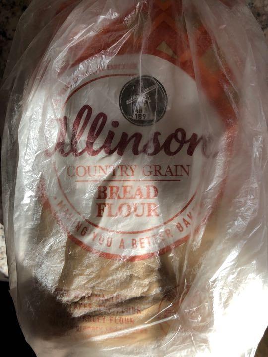 Country grain bread flour