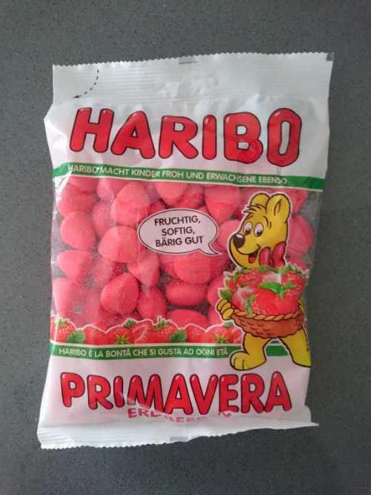 HARIBO Primavera Strawberries