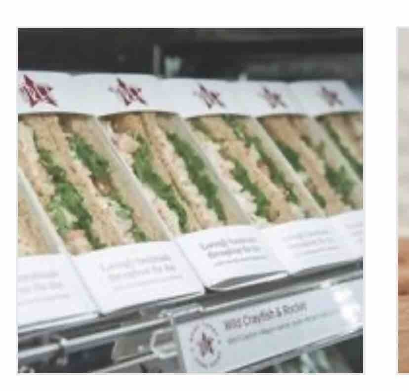 Pret Sandwiches BLT collect before 2pm