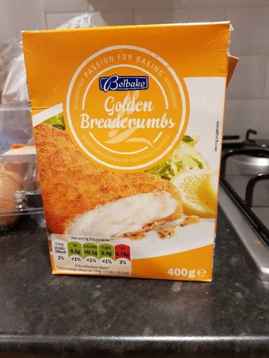 200 gram golden breadcrumbs