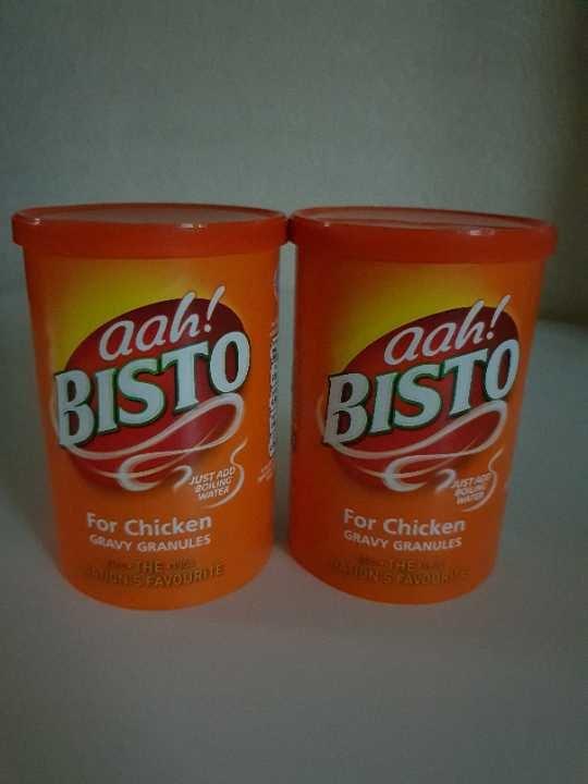 2x Aah! Bisto Gravy for Chicken