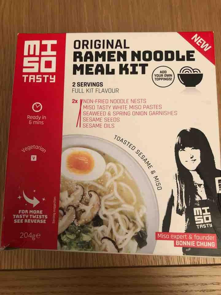 Raman Noodle Kit