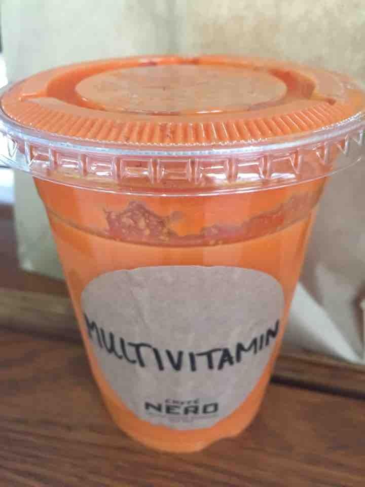Multivitamin juice