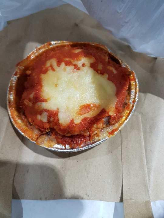 Italian parmigiana