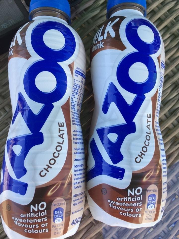 2x chocolate yazoo