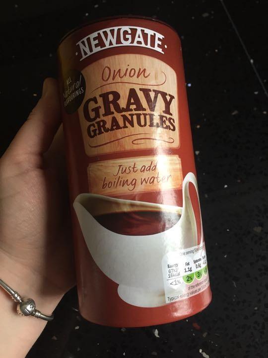 2/3 onion gravy