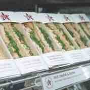 Pre alert Pret A Manger sandwiches