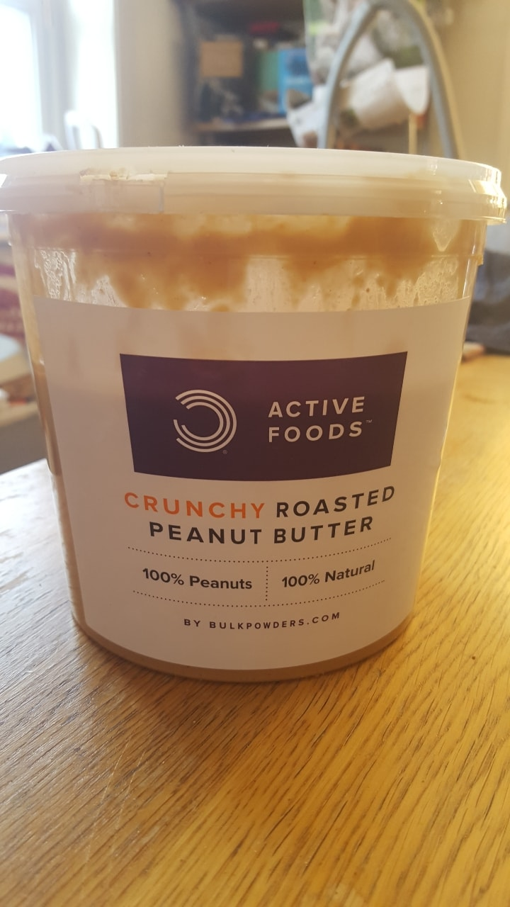 Active foods peanut butter