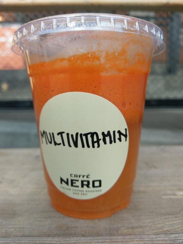 2 X multivitamin juice, 300cc?
