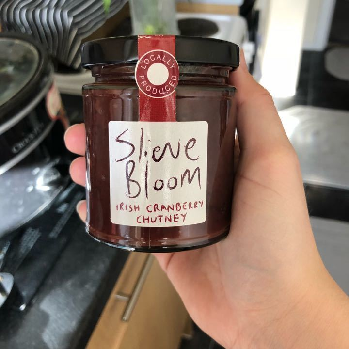 Irish Cranberry Chutney