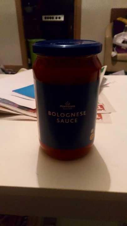 Family size bolognase sauce