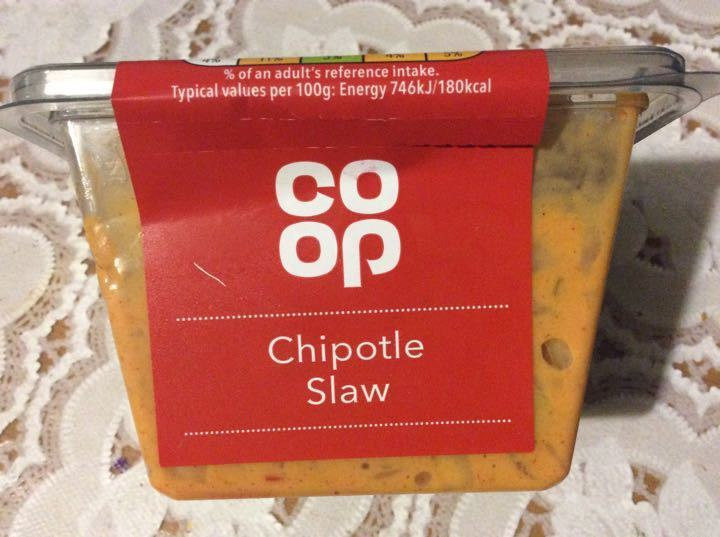 Chipotle slaw