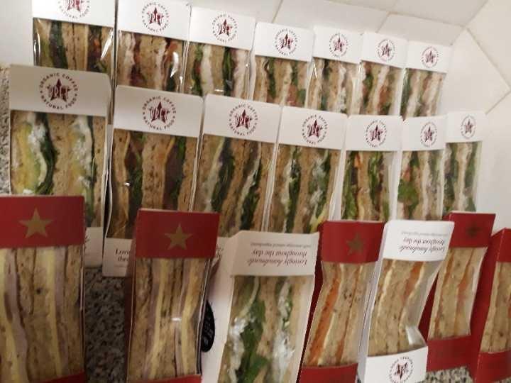 Great Sandwiches by Pret via OLIO.com