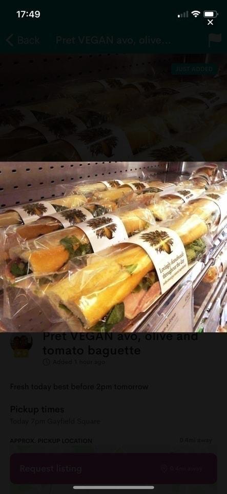 Pret Baguettes 🥖
