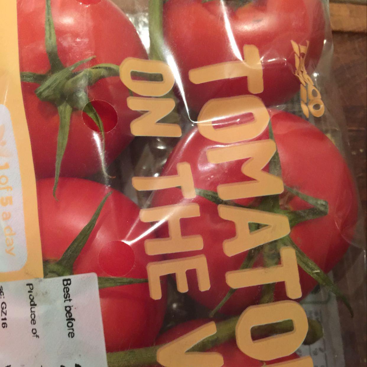 5 fresh tomatoes