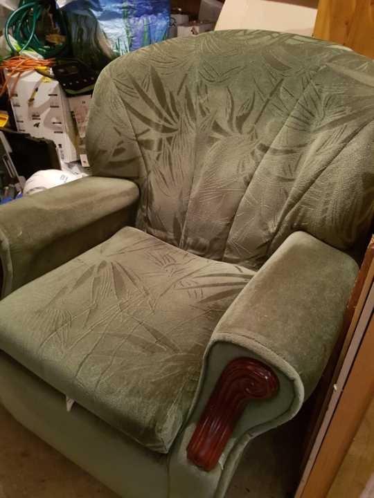 Free armchair - OLIO