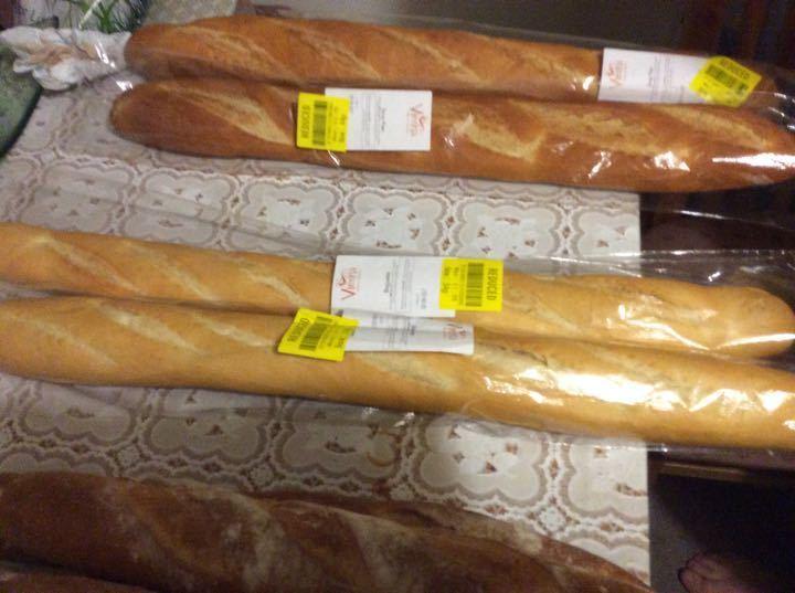 Vienna bagette