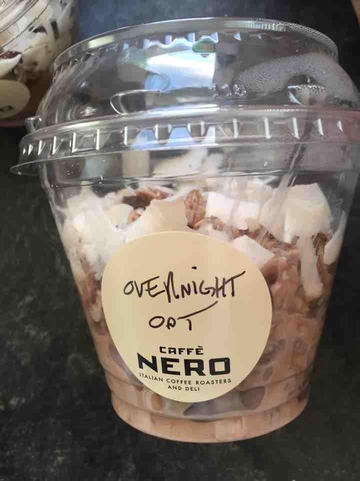 Overnight oat