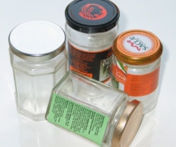WANTED - Jam Jars