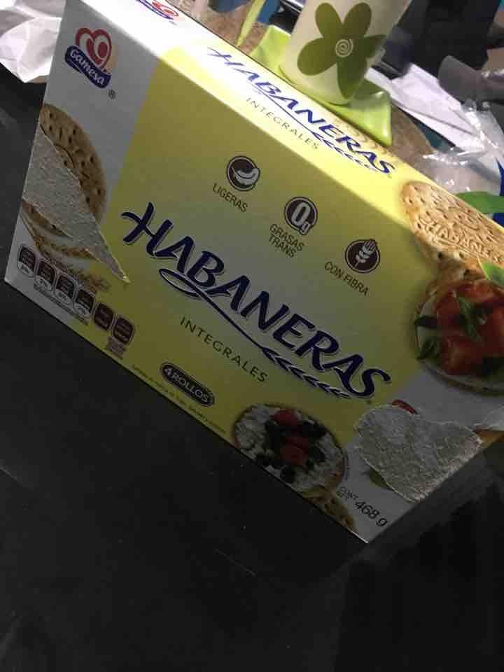 Galletas Habaneras