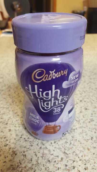 Cadbury highlights hot chocolate