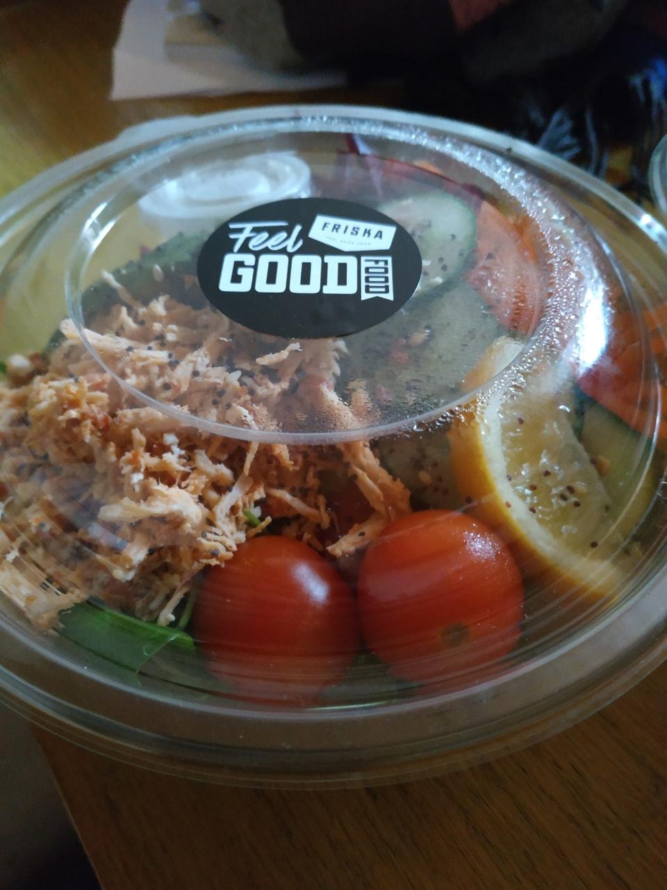 Friska - salad pot