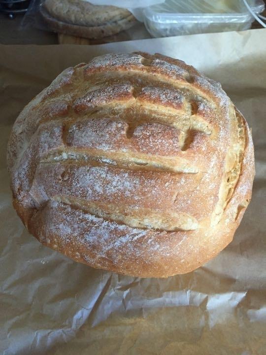 Miche loaf